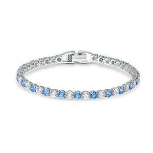 🎅SWAROVSKI TENNIS DLX 125th anniversary bracelet